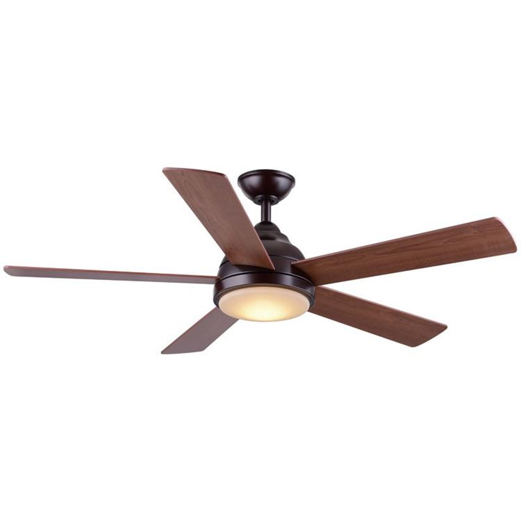Neopolis Oiled Bronze 52 Inch Ceiling Fan