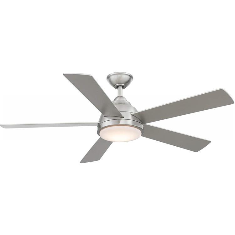 Neopolis Stainless Steel 52 Inch Ceiling Fan