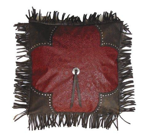 Scalloped Edge Cheyenne Pillow , 18