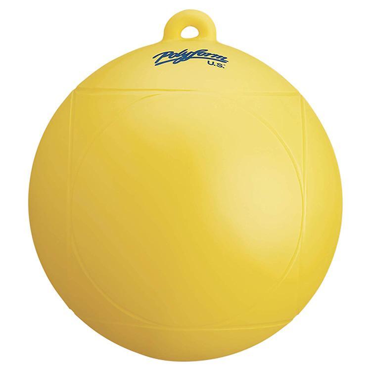 Polyform U.S. Water Ski Slalom Buoy - Yellow [Item # WS-1-YELLOW]