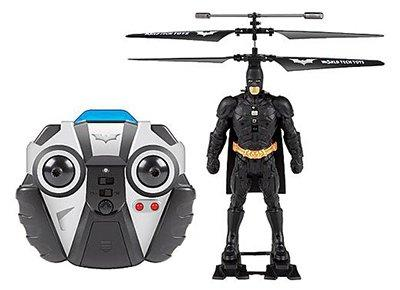 World Tech Toys 35886 2-Channel DC Comics(R) IR Helicopter (Batman(R))