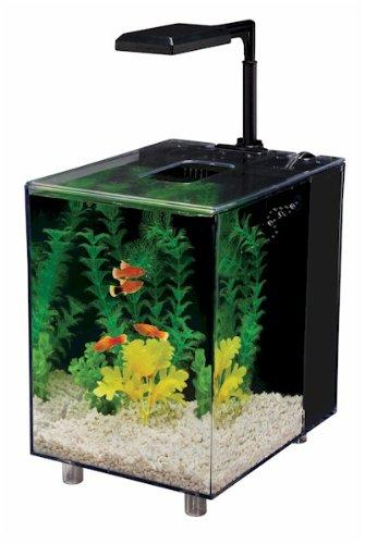 Penn Plax Prism? Nano Aquarium Kit - Black 2 Gal