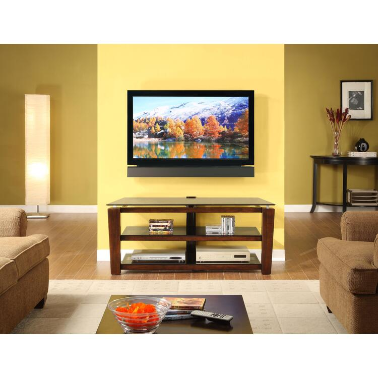 Whalen 52?� 3-in-1 Flat Panel TV Stand with Fixed Arms