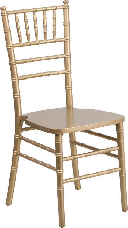 Flash Furniture Hercules Series Wood Chiavari Chair