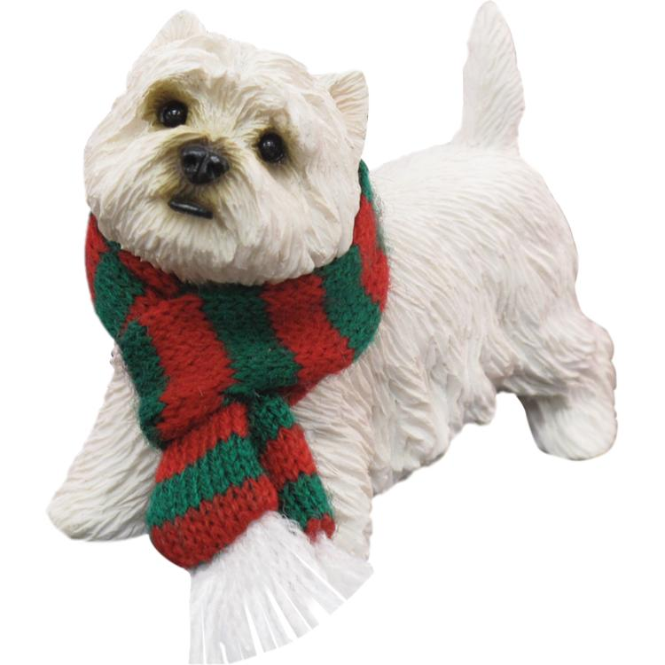 Sandicast West Highland White Terrier [Item # XSO22102]
