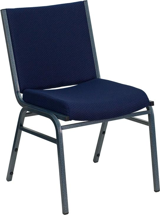 Hercules Series Heavy Duty Dot Stack Chair