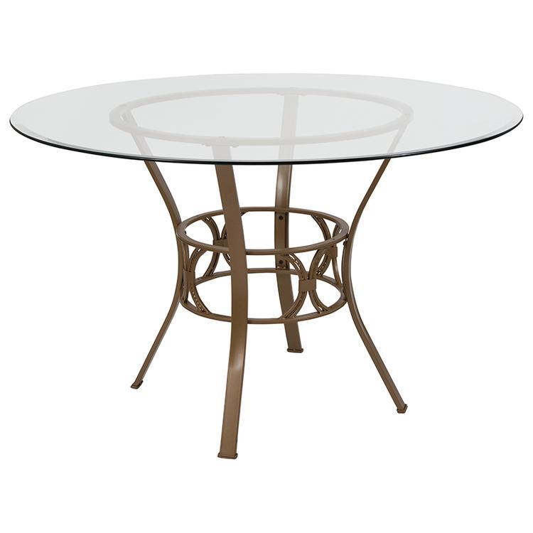 Flash Furniture Carlisle 48'' Round Dining Table