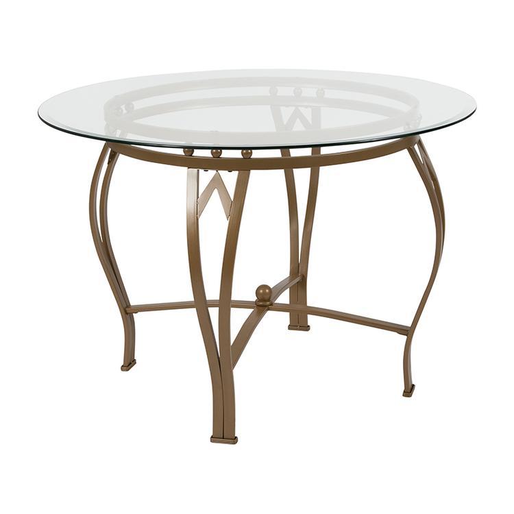 Flash Furniture Syracuse 42'' Round Dining Table