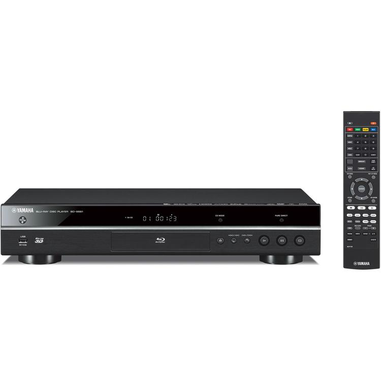 Yamaha Upscaling 4K Blu-ray Disc Player