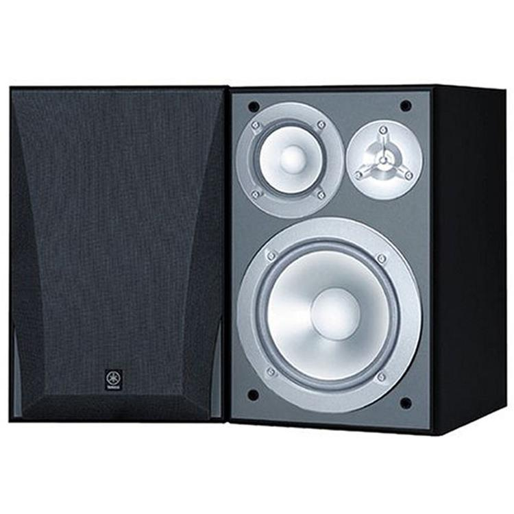 Yamaha 3-Way Acoustic Suspension Bookshelf Speakers (Pair)