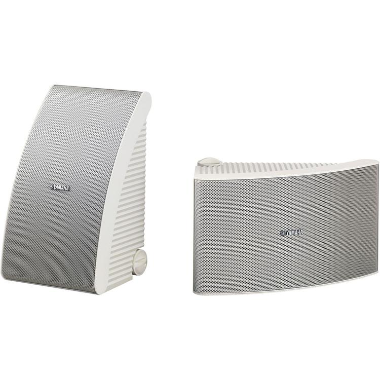Yamaha All-Weather Outdoor Speaker System - White