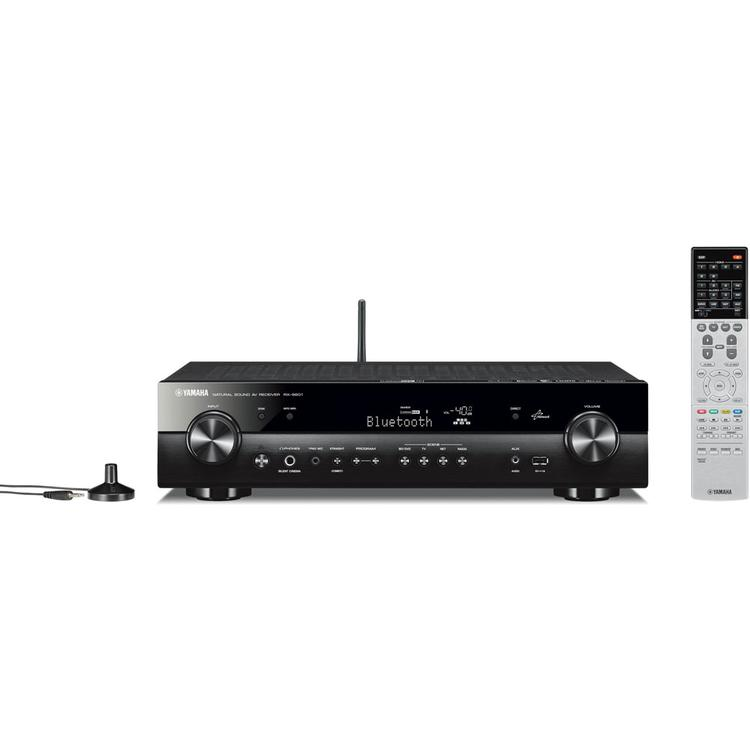 Yamaha 5.1-channel Slimline A/V Receiver