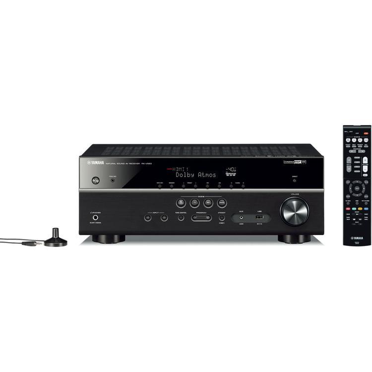 Yamaha RX-V583 Network AV Receiver