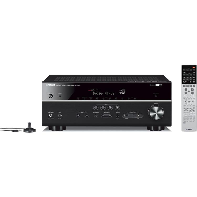 Yamaha RX-V683 Network AV Receiver