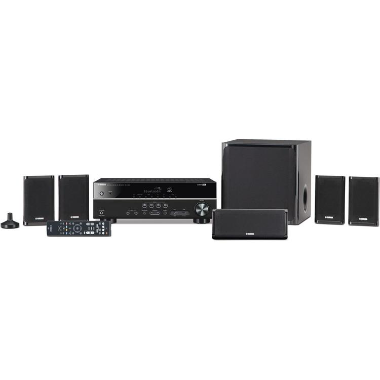Yamaha 5.1-Channel Home Theater in a Box System