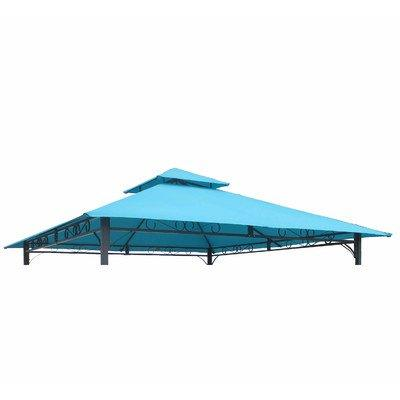 International Caravan International Caravan St. Kitts Replacement Canopy for 10 ft. Canopy Gazebo
