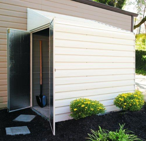 Arrow Sheds Yardsaver Compact Storage Shed