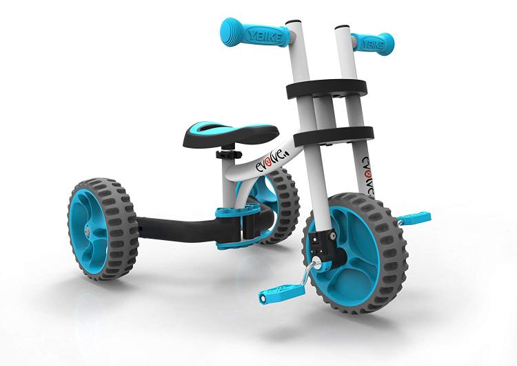 YBike EVOLVE 3 in 1 Tricycle/Balance Bike