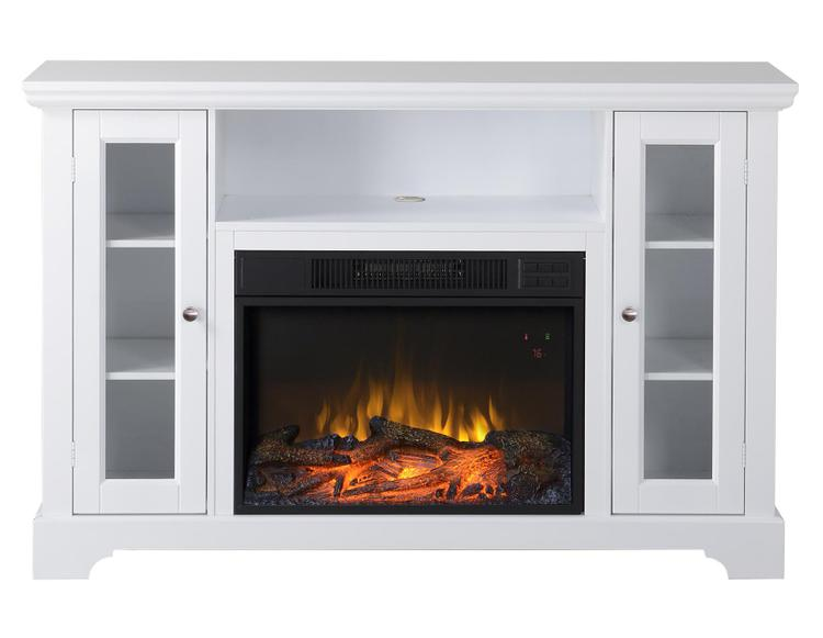 Queenston 51 in. Wide Media Fireplace [Item # Z1QUEENSTO]