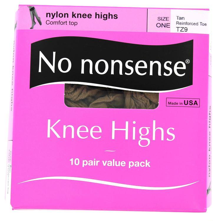 Za1/Tz9 Knee-Hi No-Non Tan Rt