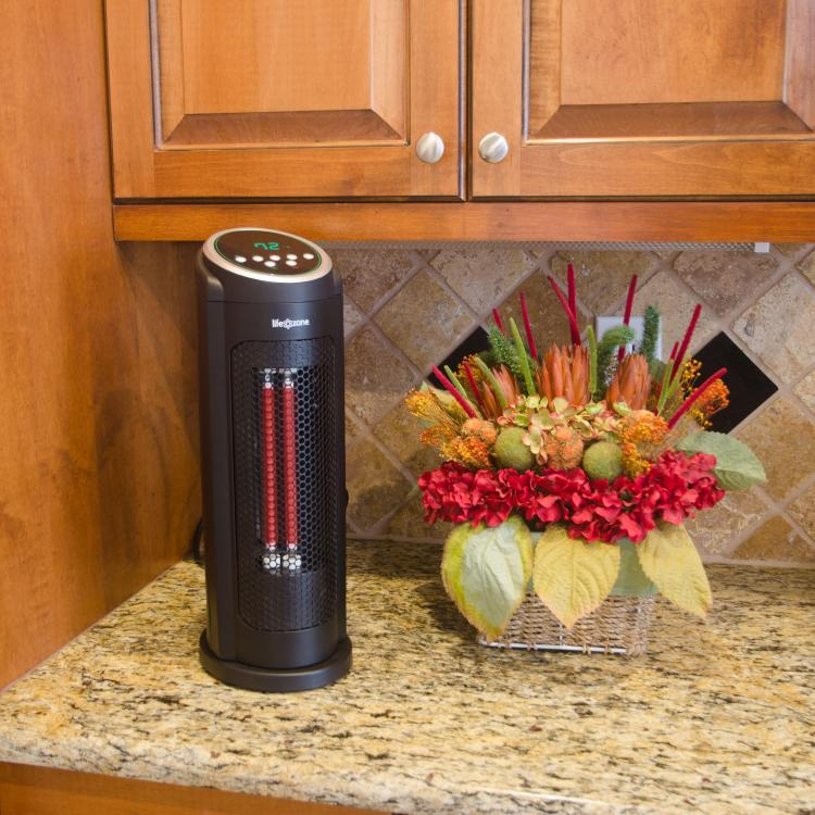 Lifesmart Infrared Heater Tower