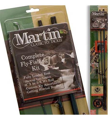 Martin Complete Fly Rod Kit