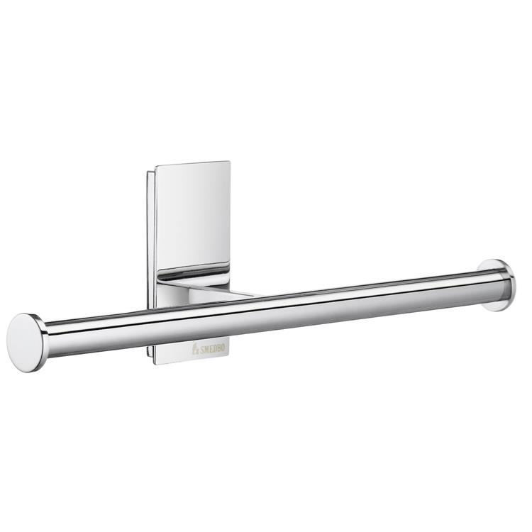 Pool Spare Double Toilet Roll Holder