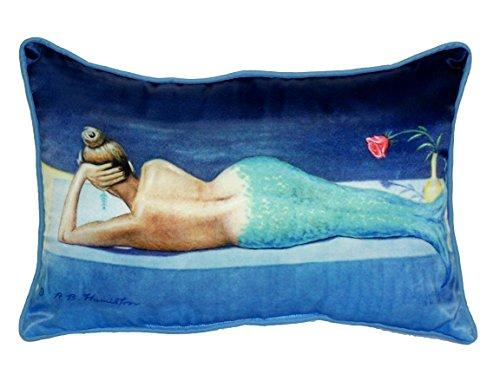 Mermaid Extra Large Zippered Pillow 20x24