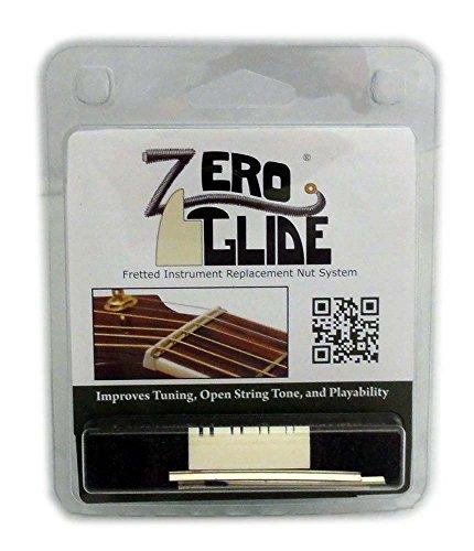 Mandolin Replacement Nut- Slotted