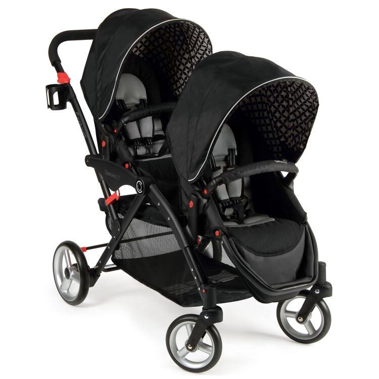 Contours Options LT Tandem Stroller
