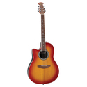 Ovation Celebrity Lh Md Honey Burst Guitar