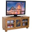 Sedona TV Console/ Slate Panel