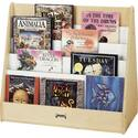 Pick-a-book Stand - 2 Sided