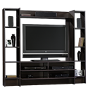 Sauder Beginnings Entertainment Wall System