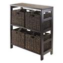 Granville 5 Piece Storage Shelf