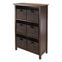 Granville 7 Piece Storage Shelf