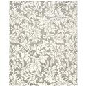 Transitional Rug - Amherst Polypropylene -Dark Grey/Beige