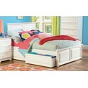 Monterey Bed w /Raised Panel Footboard