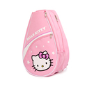 Hello Kitty Sports Tennis Backpack - Pink
