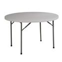 Round Resin Multi Purpose Table