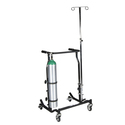 IV Pole for All Wenzelite Posterior and Anterior Safety Rollers
