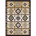 Ferrera Collection Area Rug-Mayan