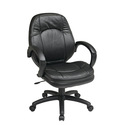 Deluxe Faux Leather Managers Chair