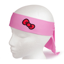 Hello Kitty Sports Headbands - Head Tie