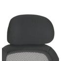 Optional Black Headrest