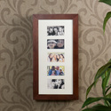 Photo Display Wall-Mount Jewelry Armoire