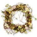 National Tree Easter Eggs Wreath